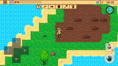 Survival RPG:El tesoro perdidoCaptura de pantalla de3