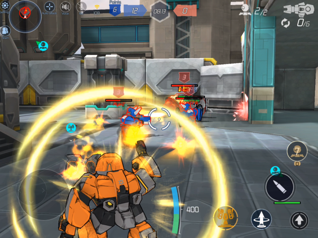 Call of Mini: Beyond Infinity Screenshot