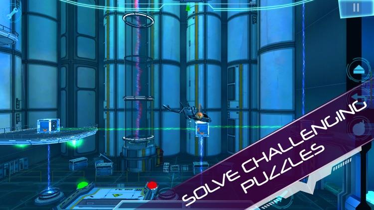 Explodey: Sci-Fi Side Scroller screenshot-4