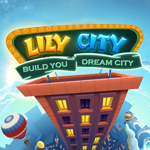 リリーシティー (LilyCity):街づくり