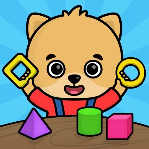 Детские игры для малышей пазлы