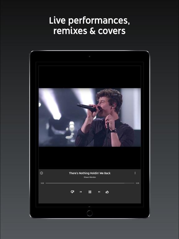 Screenshot #3 for YouTube Music