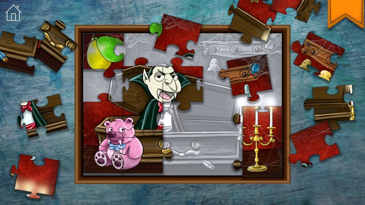StoryToys Haunted House screenshot-3