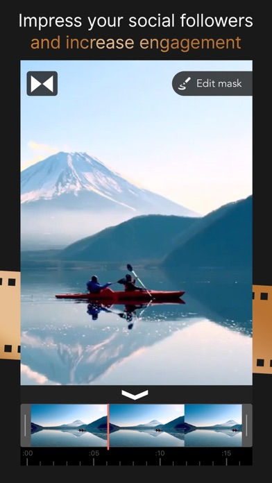 Cinemask Screenshot 2
