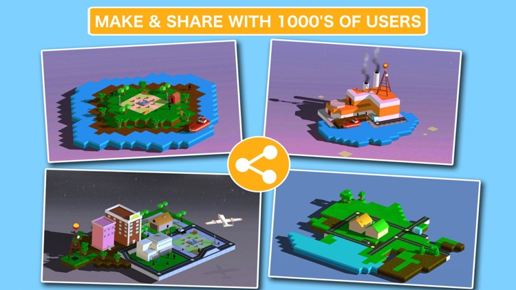 Blox 3D City Creator screenshot-3