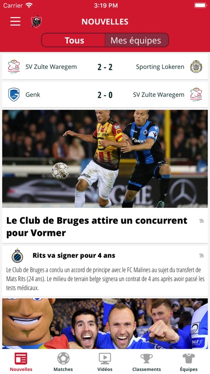 Jupiler Pro League + Belgium screenshot-8
