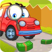 车车侦探梦:小汽车大侦探