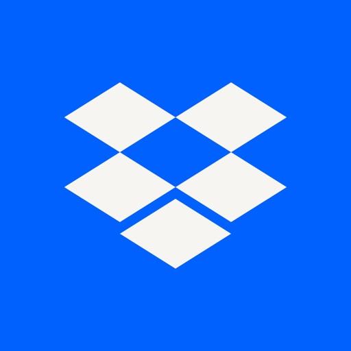 Dropbox: Cloud Storage & Drive Icon