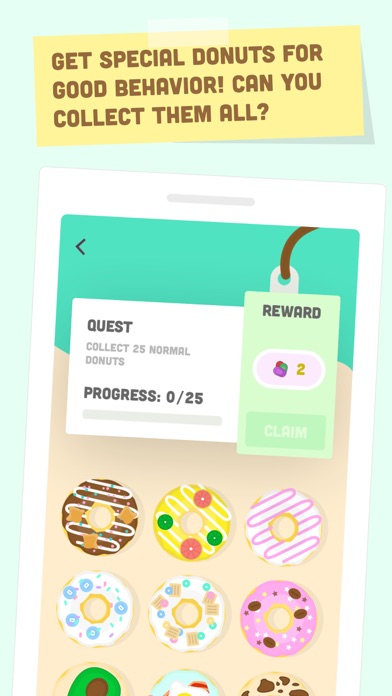 Donut Dog: Feed your focus! Screenshot 5