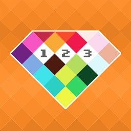 Color By Number! Pixel Art