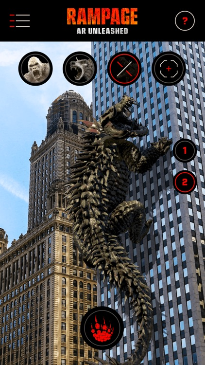Rampage: AR Unleashed screenshot-7