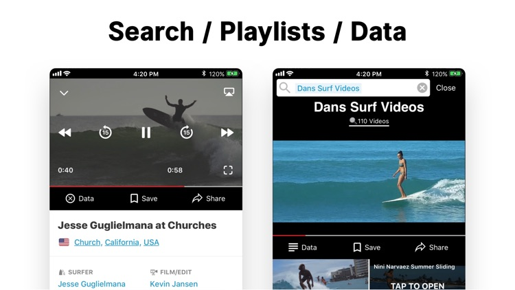 NobodySurf - Surfing Videos