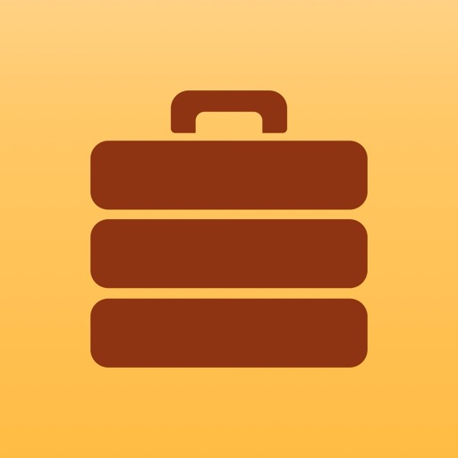 Suitcase things checklist