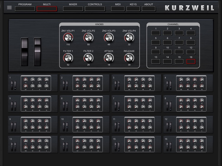SP6 Sound Editor screenshot-5