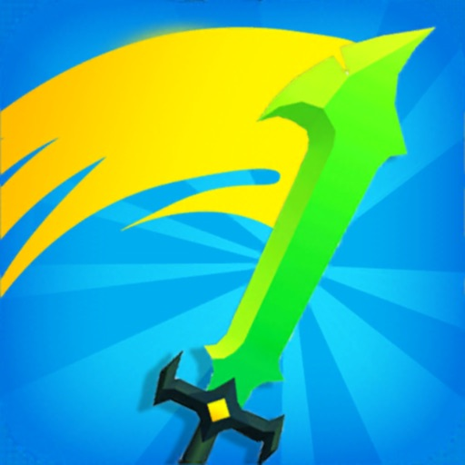 Sword Play! Ninja Slice Runner free software for iPhone and iPad