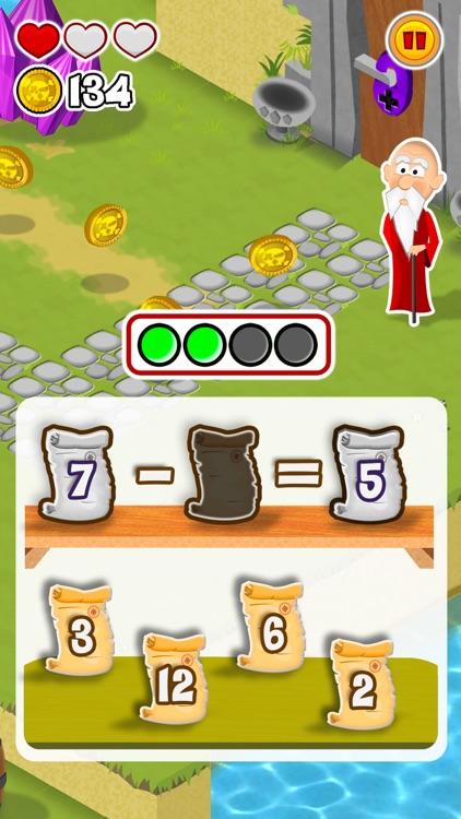 Math Land: Arithmetic games