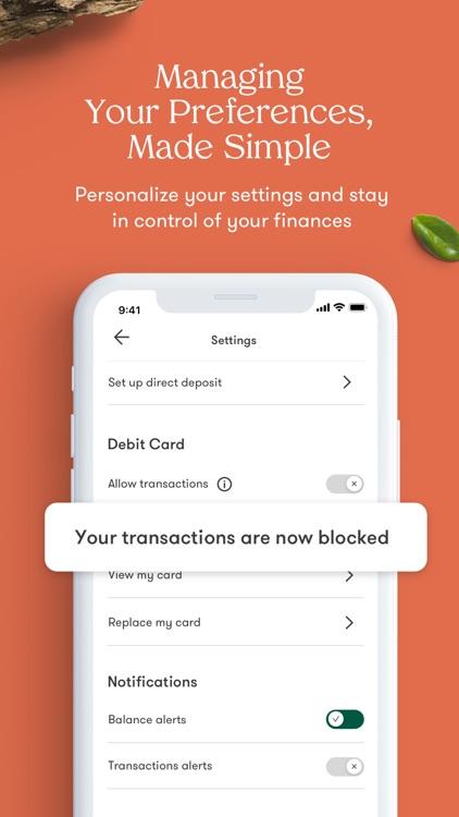 Ando - Mobile Banking screenshot-4