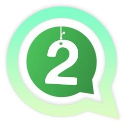 Double Social Messenger