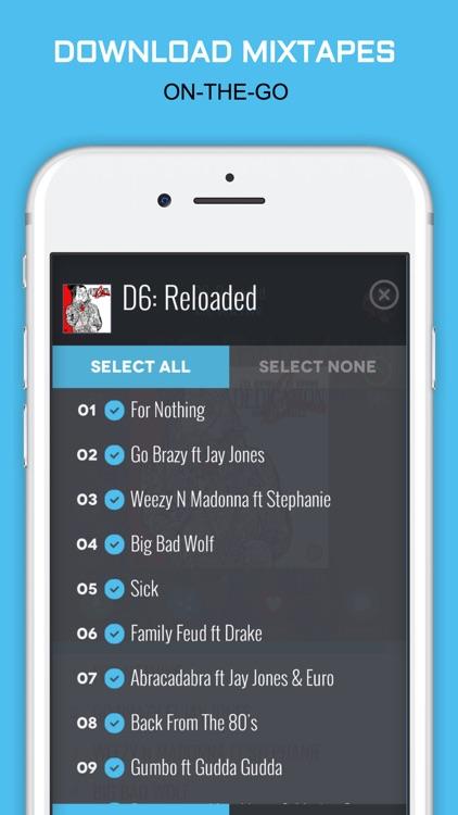 DatPiff - Mixtapes & Music screenshot-4