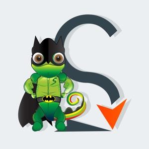 Superheroes Stickers by Speffy
