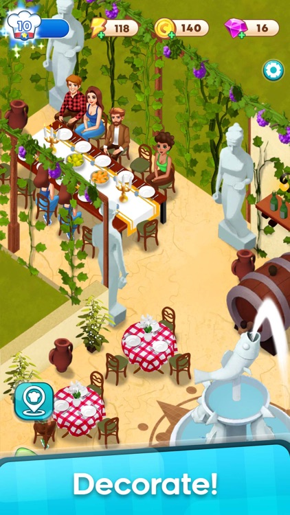 Merge Restaurant screenshot-3
