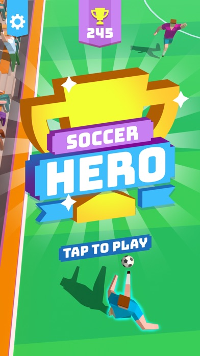 download Soccer Hero!