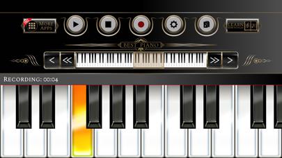 The Best Pianoのスクリーンショット10