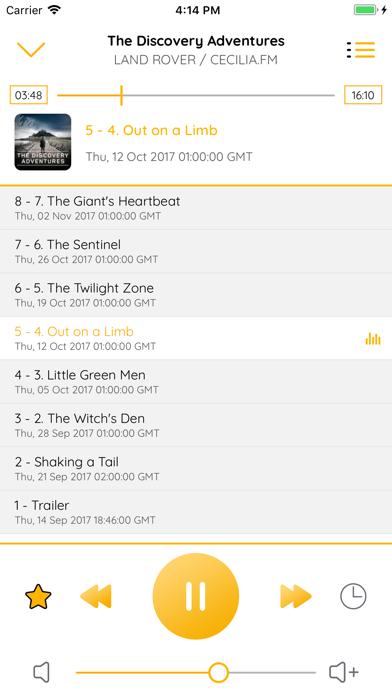 UK Radio - FM Radios & Podcast screenshot four