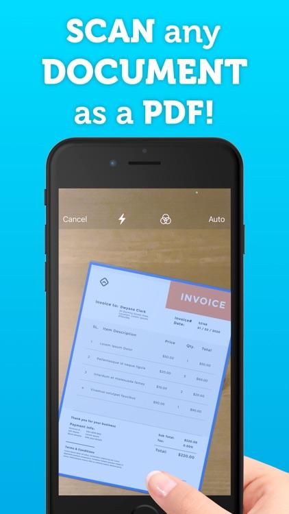 PDF Scanner - Scan Studio Pro