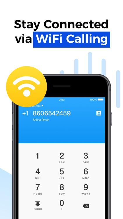 Dingtone: Phone Calls + Texts screenshot-6