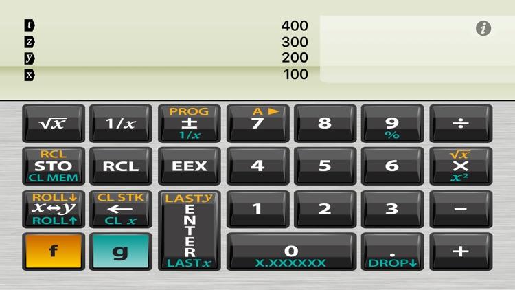Access RPN Calculator screenshot-5