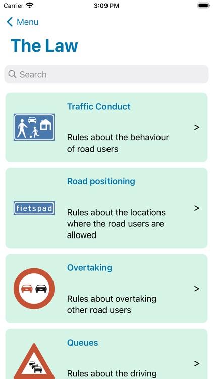 Traffic Lessons screenshot-9