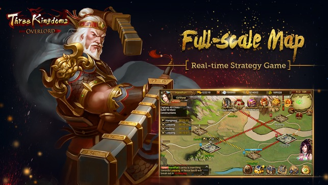 Three Kingdoms Overlord On The App Store