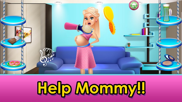 Mommy's New Baby Salon 2 screenshot-3