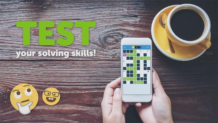 Crossword Quiz+ screenshot-5