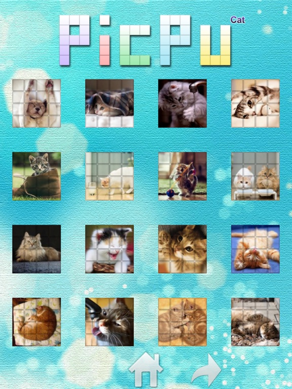 Screenshot #5 pour PicPu - Cat Picture Puzzle