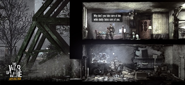 This War of Mine: Stories Screenshot