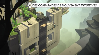 Screenshot #2 pour Lara Croft GO