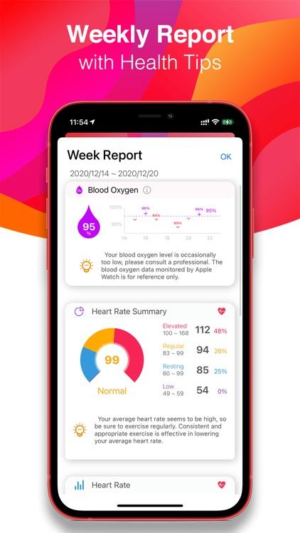 Heart Rate & Stress Monitor screenshot-6