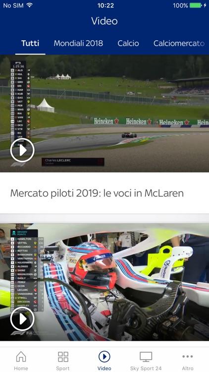 Sky Sport screenshot-3