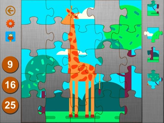 Пазлы Игры для детей и малышей Скриншоты3