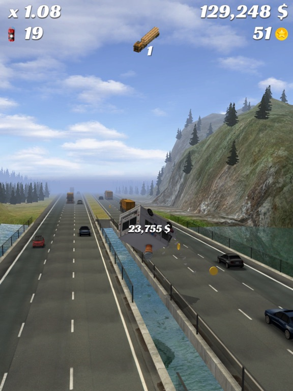 Скачать Highway Crash Derby