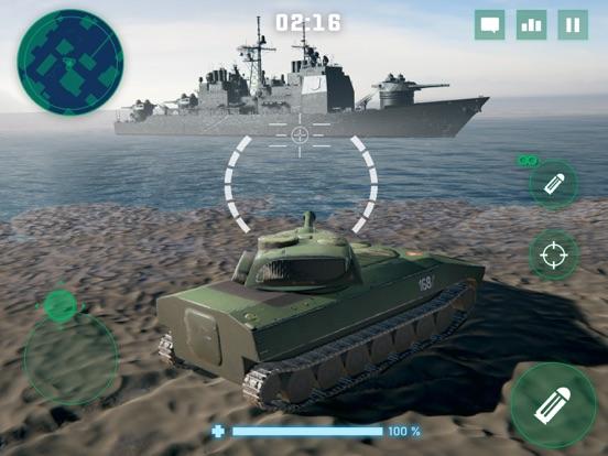 War Machines: Tank Skjutspel iPad app afbeelding 1
