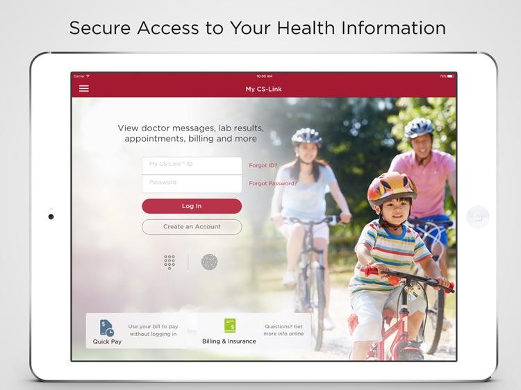 Cedars-Sinai for iPad