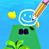 Idle Draw Earth-Fun life games