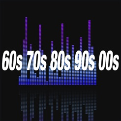60s 70s 80s 90s 00s Music Hits on the App Store