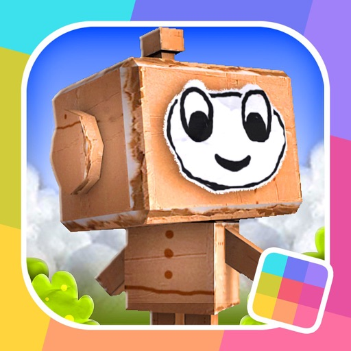 Paper Monsters - GameClub icon