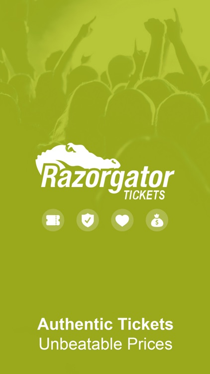Razorgator · Sports, Concerts