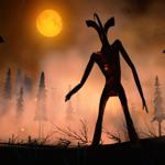 The Forest Siren Head Monster на пк