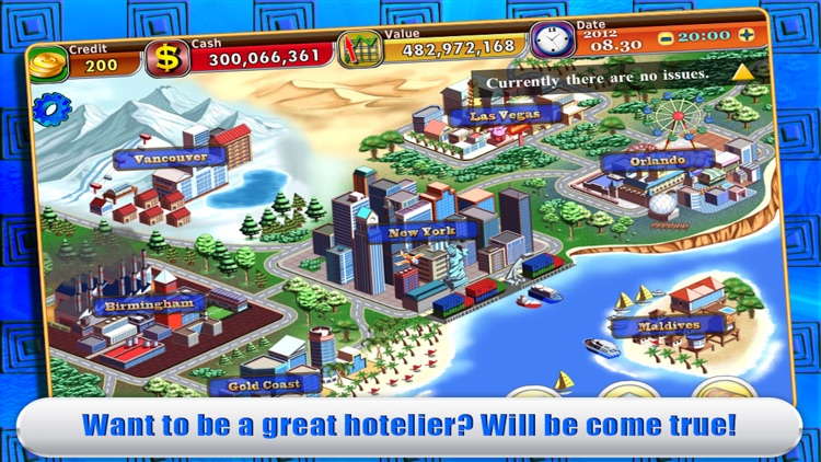 Hotel Tycoon 2 screenshot-1